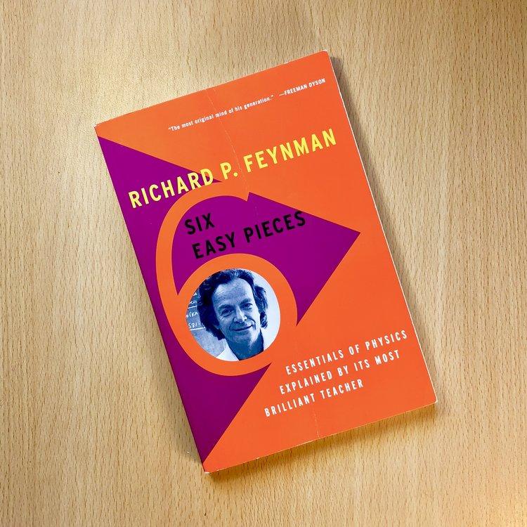 Six Easy Pieces Richard Feynman
