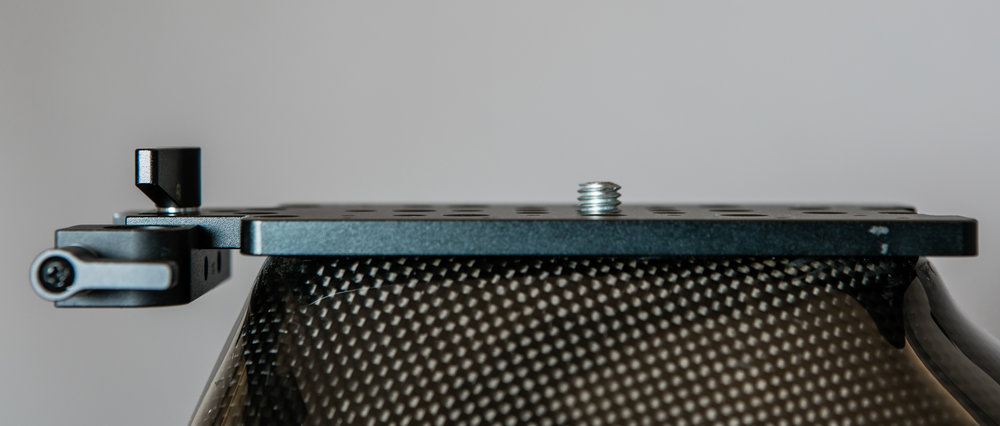Screw-Through Top Mounting