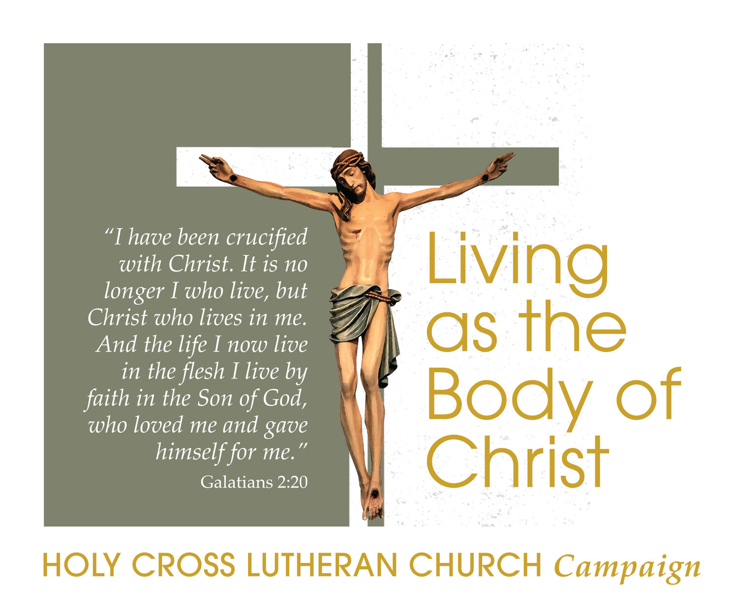 Living as the Body of Christ