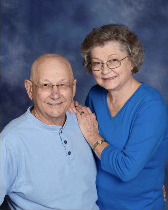 Rod and Barbara Payne have been members of Holy Cross since 2009. Rod currently serves on the Financial Review Committee.