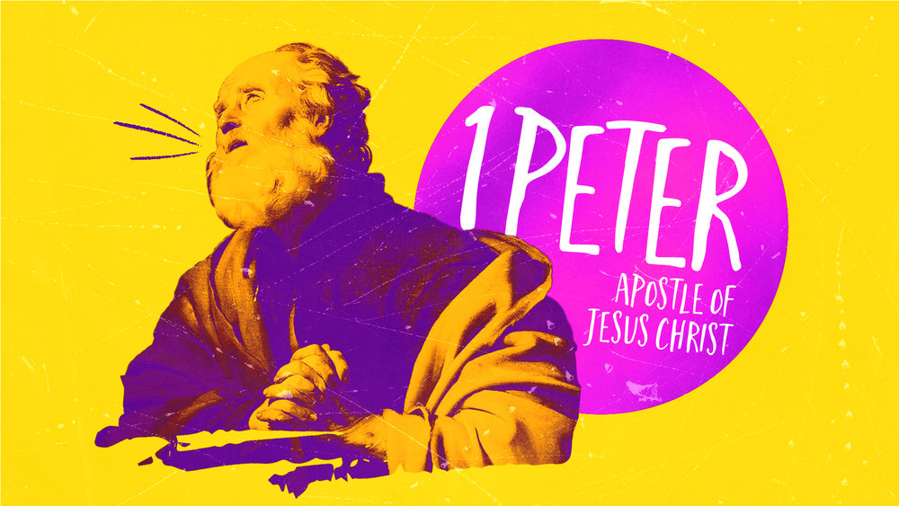 1 Peter - 5/20/2018 - 8/12/2018