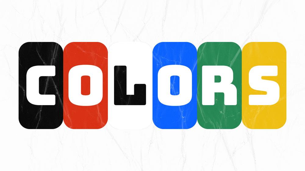 Colors - 10/14/2018 - 11/18/2018