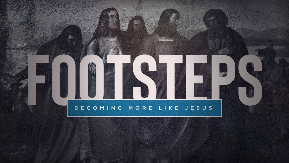 Footsteps - 3/3/2019 - 4/14/2019