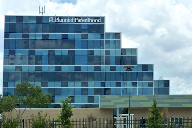 Planned Parenthood currently receives over $553 million in taxpayer funding every year (Photo:    Wikimedia   )
