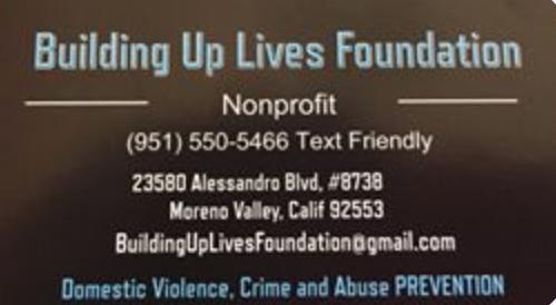 Building up Lives Foundation