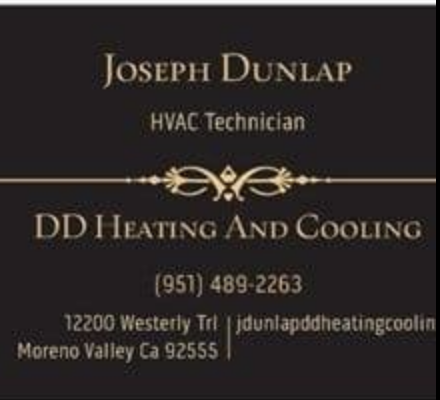 DD Heating and Cooling