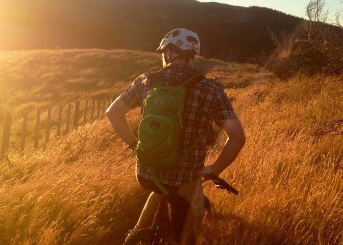 luxury new zealand tours mountainbiking