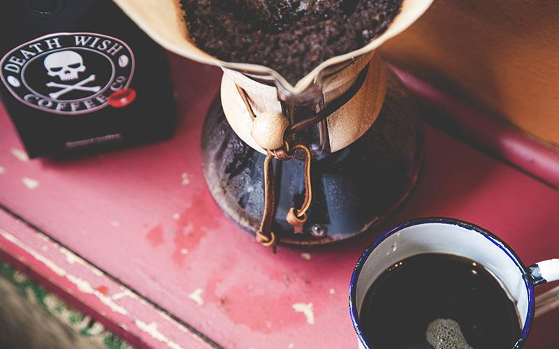 Photo Credit:  Deathwish Coffee
