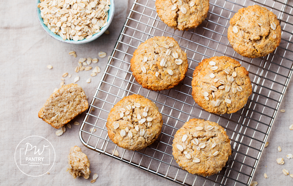 banana-oat-muffins-purehealthyliving