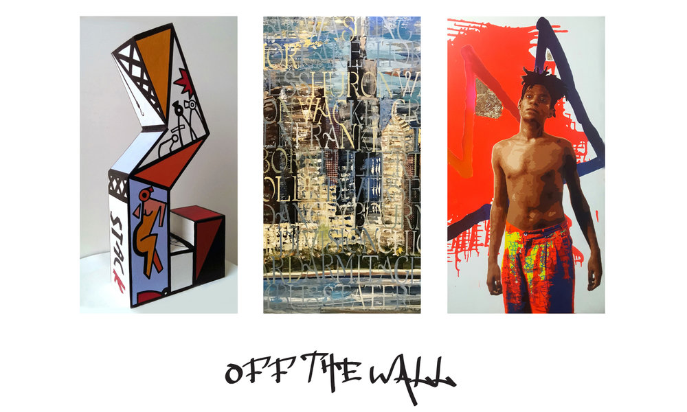 Off the Wall - January 11 – February 28, 2017