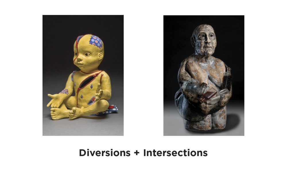 Diversions + Intersections - June 10 – July 31, 2016