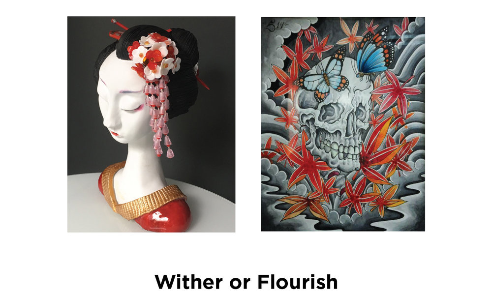 Wither or Flourish - April 8 – May 31, 2016