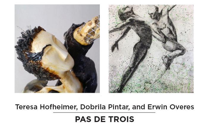 Pas de Trois - September 6 – October 27, 2016