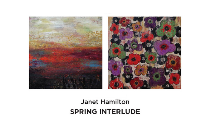 Spring Interlude - May 8 – June 27, 2015