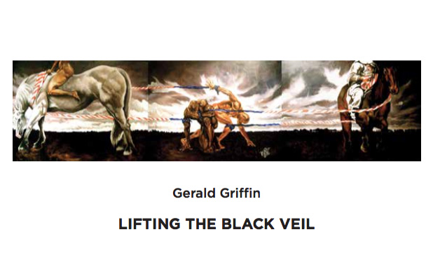 Lifting the Black Veil - February 1 – March 1, 2015