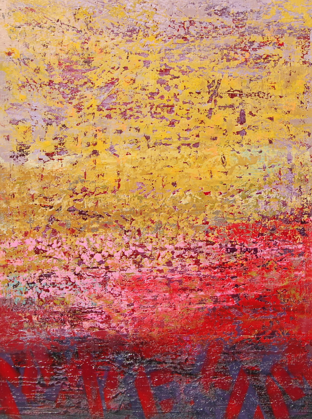 Abstract Landscape K