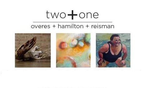 Two + One - August 8 –– September 9, 2014