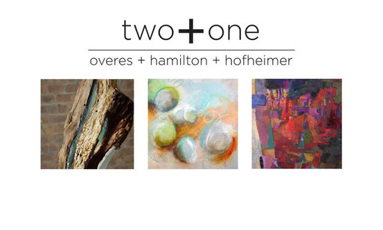 Two + One - July 11 –– August 4, 2014