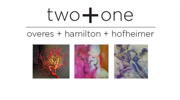 Two + One - June 13 –– July 6, 2014