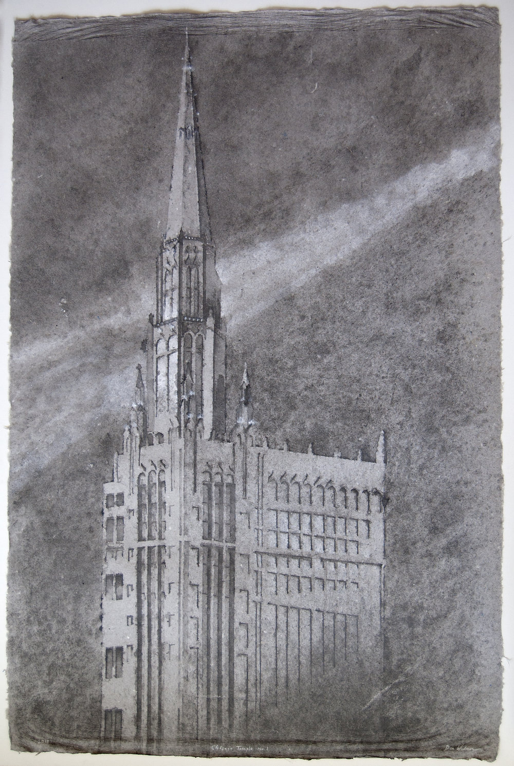 Chicago Temple No. 1