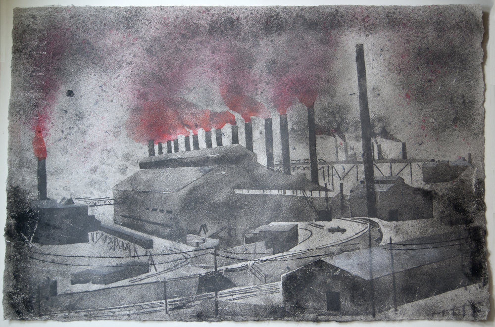 Cleveland Steel Yards No. 13