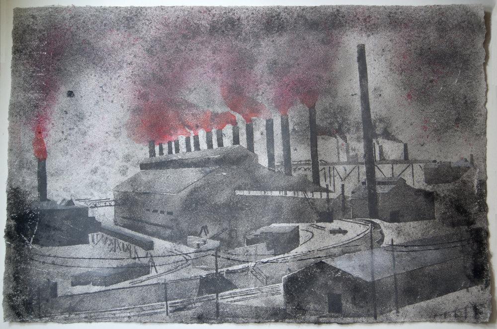 Cleveland Steel Yards No. 13