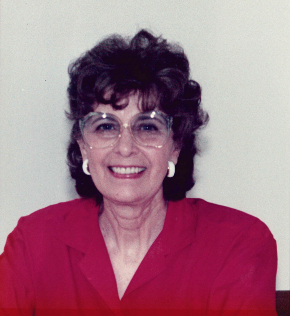 Founder Wanda Burkett. Executive Director 1971-1992