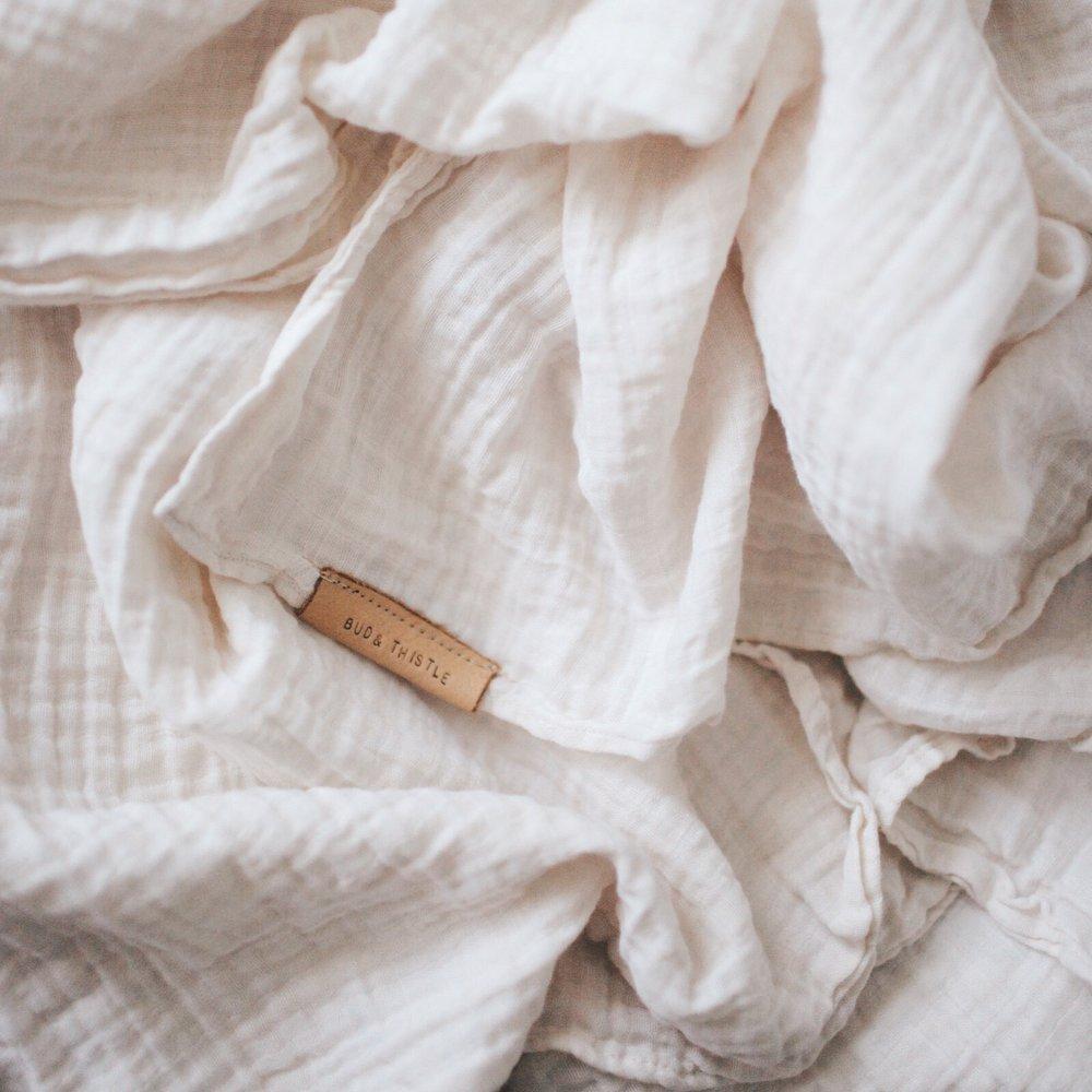 Organic Swaddle Blanket