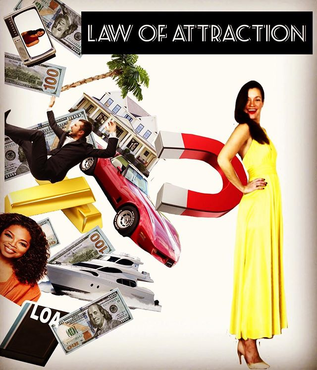"Are you using the Law of Attraction?  I'll give you a hint... yes!  The Law of Attraction is not something you use or don't use.  It's just like Gravity- you can't turn it off!  If you think about it, there has never been a single second when Gravity was not pulling you to the Earth.  And there never will be.  Well the same is true of the Law of Attraction.  They are both Energetic Forces of Nature that CONSTANTLY pull things together like a magnet.  While Gravity pulls our physical bodies to Earth, Law of Attraction pulls the physical manifestations of our thoughts to us.  In other words, Law of Attractions turns your thoughts into things.  So the question is not ""are you using the Law of Attraction?""... because you can't not.  The question really is, ""are you using the Law of Attraction DELIBERATELY?"". It's happening... but it's up to you to direct it!  Are you focused upon what you want or stuck observing what you don't want?? It's easy to tell: how do you feel and whats manifesting in your life?  We all have times of being positive and times of being negative.  Don't beat yourself up if you're caught in a little negative momentum.  Just acknowledge your power to control your point of focus and reach for a thought that makes you feel better.  I hope this is helpful y'all! Always with love, Dr.Corinne  #manifest #thoughtsbecomethings #maifest #corvette #loa  #drcorinne #magnetic"