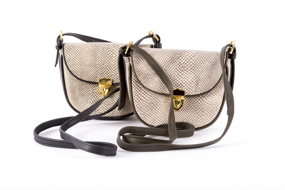 The Mini Saddlebag Collection -
