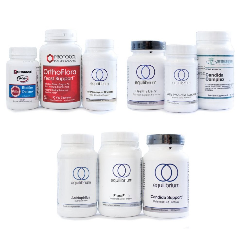 CBO Protocol    The CBO Method 12-week protocol enables you to eliminate the unwanted pathogens living in your gut and do it in a scientific way that allows you to work up from the gentlest to strongest protocols, and this means you shouldn't get any of the unwanted die-off side effects.   YOUR CANDIDA & BACTERIA OVERGROWTH (CBO) COMPLETE PACKAGE INCLUDES:    LEVEL 1 (MONTH 1)   (1) Bottle of EN Saccharomyces Boulardii  (1) Bottle of Orthoflora  (1) Bottle of Biofilm Defense  (1) Dr. Cabral Safe Food Shopping List  (1) Dr. Cabral CBO Level 1 client instructions and protocol   LEVEL 2 (MONTH 2)   (1) Bottle of Dairy-Free L. Acidophilus  (1) Bottle of Candida Support  (1) Bottle of FloraFilm  (1) Dr. Cabral Safe Food Shopping List  (1) Dr. Cabral CBO Level 2 client instructions and protocol   LEVEL 3 (MONTH 3)   (1) Bottle of Daily Probiotic Support  (1) Bottle of Candida Complex  (1) Bottle of Healthy Belly  (1) Dr. Cabral Safe Food Shopping List