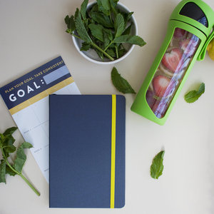 Best Self Journal     Achieve big things   Use the proven system to optimize your performance by aligning your day-to-day output with your big goals.