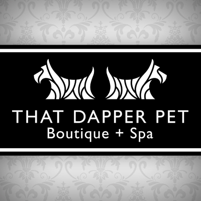 That Dapper Pet & Boutique Spa    Pet Salon specializing in Organic and safe products for your aniamls.  ALL OF OUR SPA PRODUCTS ARE NATURAL AND ORGANIC, FREE OF HARMFUL TOXINS, PRESERVATIVES AND PARABENS.