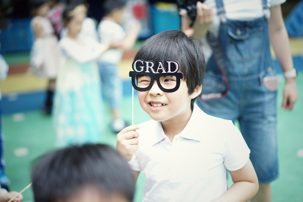 Young Boy Student Graduation Learning2Learn.com