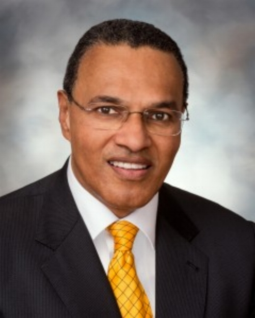 """Dr. Freeman A. Hrabowski, President of UMBC (University of Maryland, Baltimore County) since 1992, is a consultant on science and math education to national agencies, universities, and school systems. He was named by President Obama to chair the President's Advisory Commission on Educational Excellence for African Americans. He also chaired the National Academies' committee that produced the report,  Expanding Underrepresented Minority Participation: America's Science and Technology Talent at the Crossroads  (2011). His 2013 TED talk highlights the """" Four Pillars of College Success in Science .""""  Named one of the 100 Most Influential People in the World by  TIME  (2012) and one of America's Best Leaders by  U.S. News & World Report  (2008), he also received TIAA-CREF's  Theodore M. Hesburgh Award for Leadership Excellence  (2011), the Carnegie Corporation's  Academic Leadership Award  (2011), and the  Heinz Award  (2012) for contributions to improving the """"Human Condition."""" UMBC has been recognized as a model for inclusive excellence by such publications as  U.S. News,  which the past eight years has recognized UMBC as a national leader in academic innovation and undergraduate teaching. Dr. Hrabowski's most recent book,  Holding Fast to Dreams: Empowering Youth from the Civil Rights Crusade to STEM Achievement , describes the events and experiences that played a central role in his development as an educator and leader."""