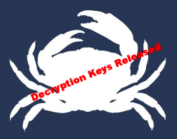 GandCrab Decryption keys released for Syrian victims