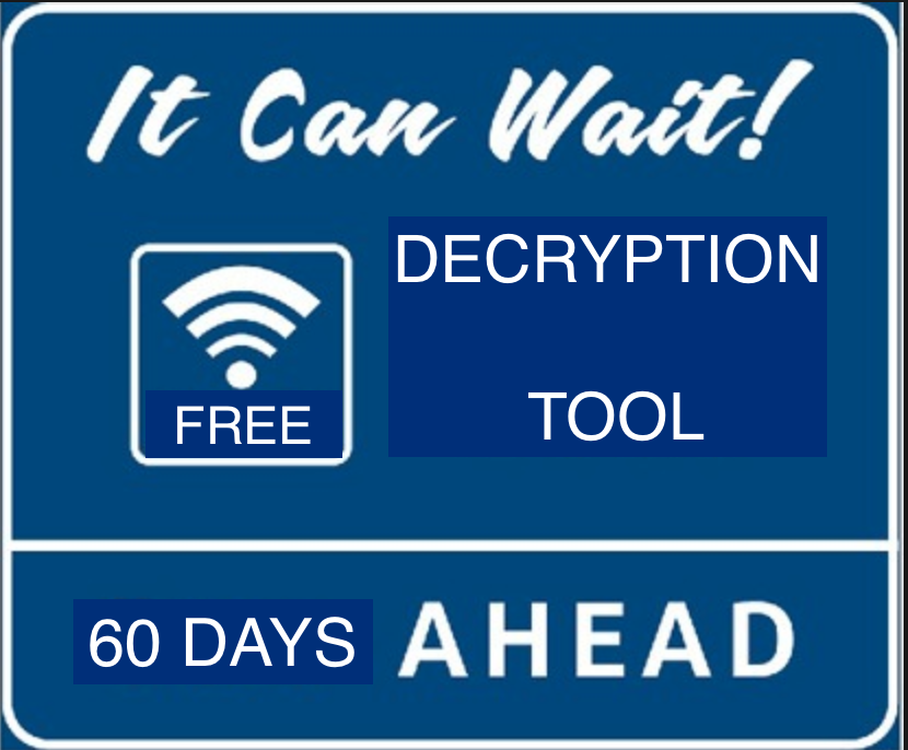 Save Ransomware Encrypted Files