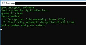 Decrypt Ryuk Ransomware  How to Recover Ryuk Encrypted Files