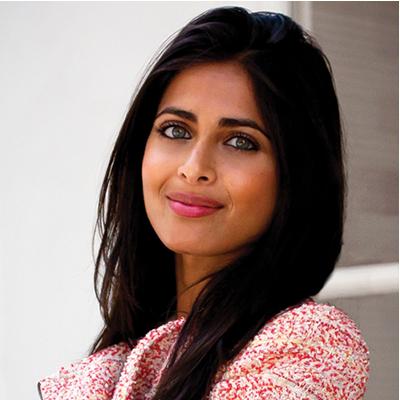 <b>RUZWANA BASHIR</b><br>CEO | Peek