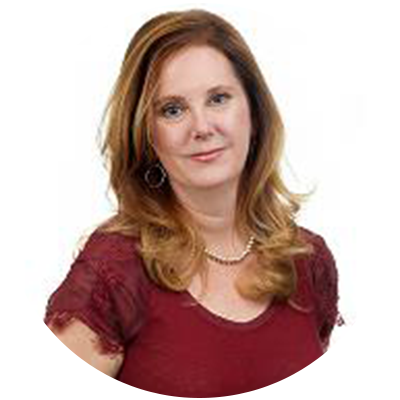 <b>AMY PRESSMAN</b><br>Co-Founder & President | Medallia