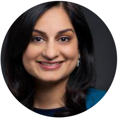 <b>MENAKA SHROFF</b><br>Global Head of Marketing, Devices & Mobility | Google Cloud