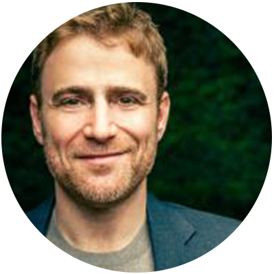 <b>STEWART BUTTERFIELD</b><br>CEO & Co-Founder | Slack