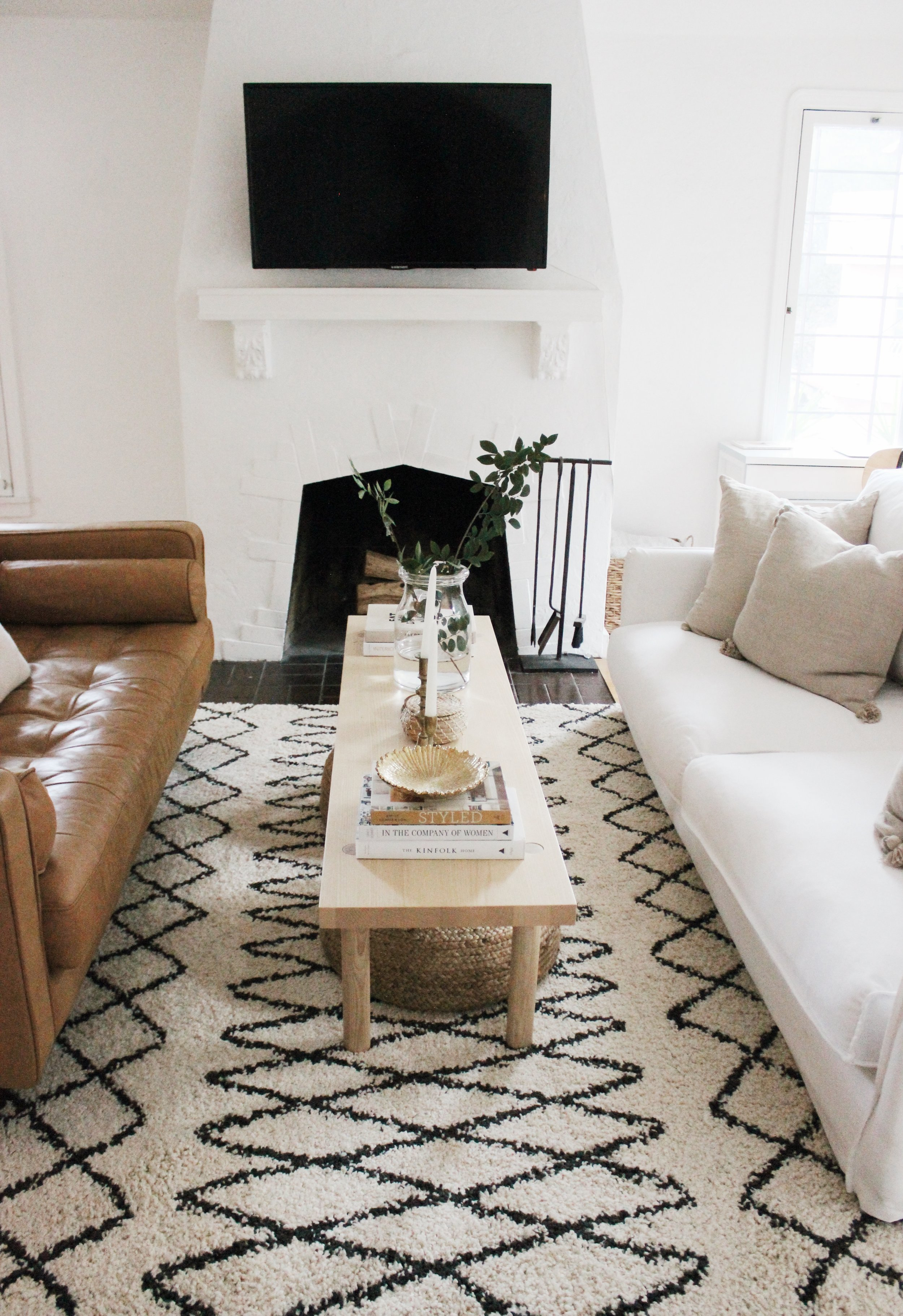 Area Rugs : Mistakes To Avoid + Neutral Rugs I Love