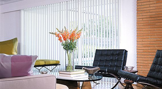 VERTICAL SOLUTIONS®Our Vertical Solutions® Vertical Blinds are an economical assortment of verticals offered in 3 ½