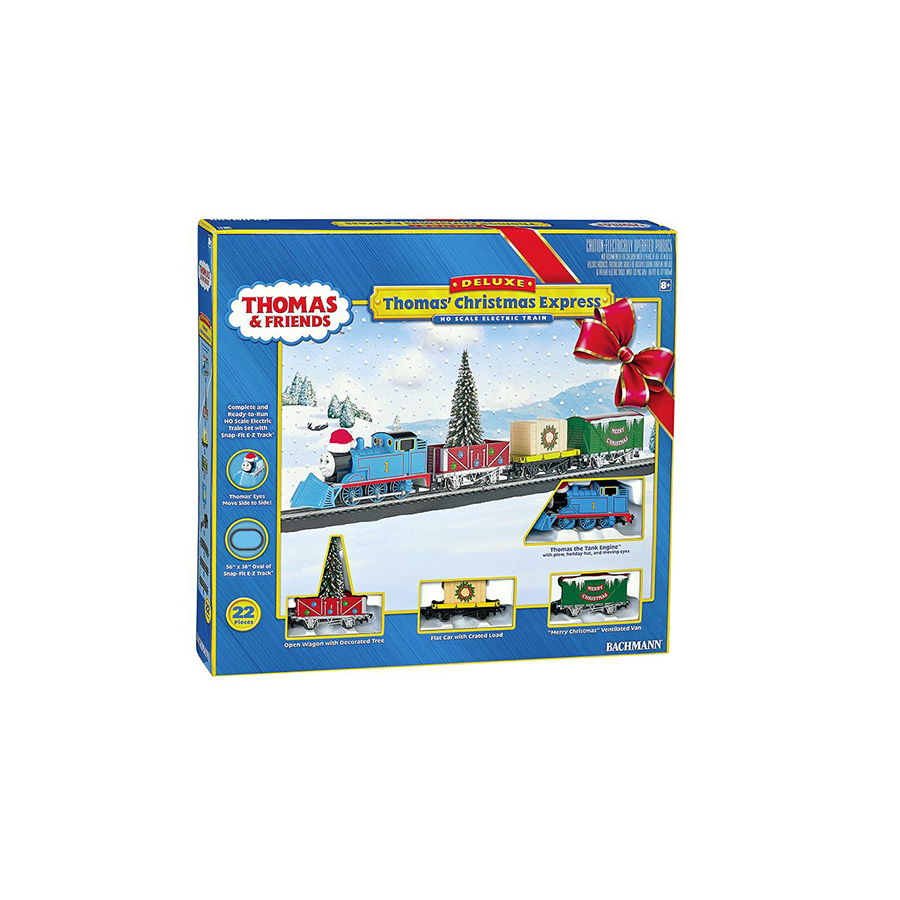 Thomas The Train Christmas Express Train Set — Janzens