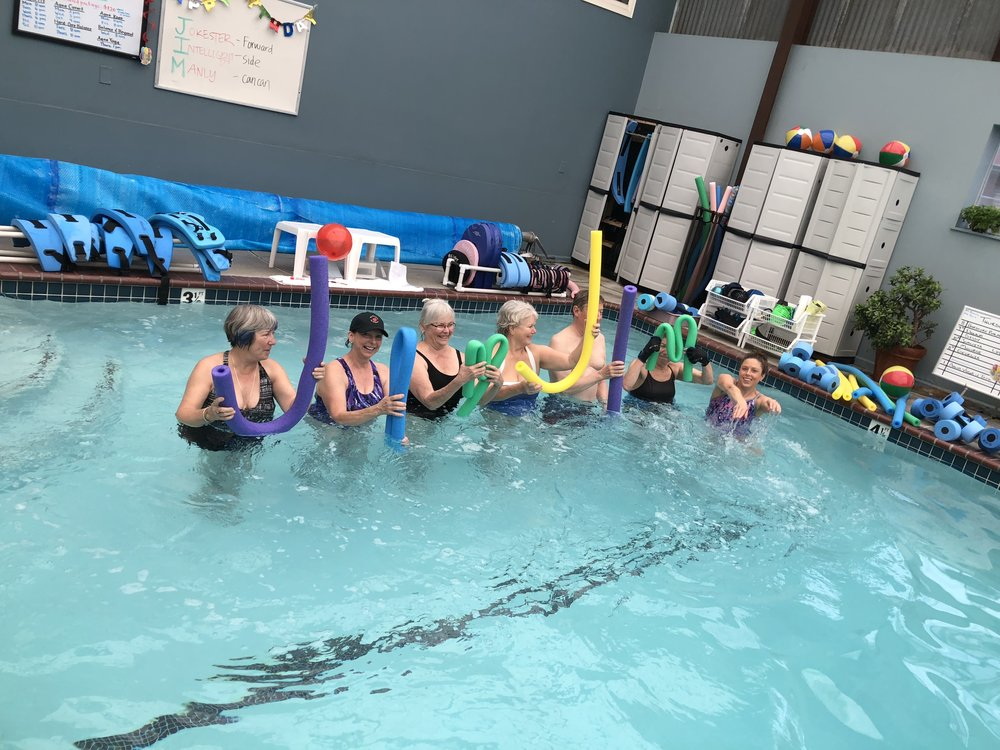 Small & Fun Group Classes    Offered Six Days per Week