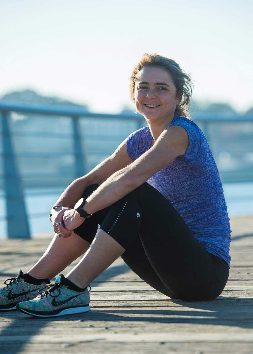 HANNAH LEONARD - SYDNEY ONE STEPHannah is a Kiwi living in Sydney. She is a believer in movement benefiting mental health - helping you set goals, achieve them and grow. Mental health is something close to Hannah's heart having known those affected and been affected herself. Hannah is passionate about connecting people through running.Hannah is an ultra marathoner and in constantly reminded just how much you can achieve when you start putting one foot in front of the other. Running has given her so many friendships that she can't wait to see others create amazing relationships with themselves and others.Hannah is a leader at the Sydney One Step community.