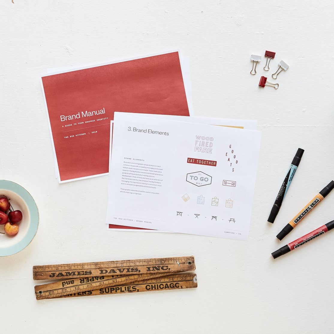 We're Hiring a Graphic Design Intern — Campfire & Co