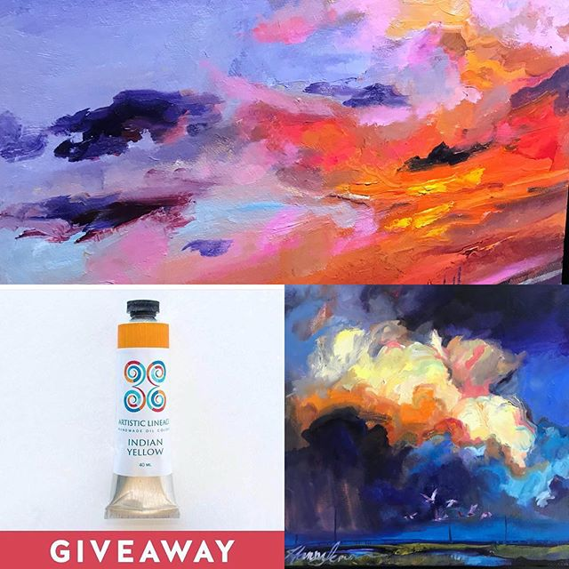 HEY! So my friends at @artisticlineage are doing a give away! Their paints are the same ones I used this past weekend for my live art event! They are linseed oil based and PACKED with high quality pigment and wonderful viscosity!! Enter the giveaway on their instagram and try them out! They are also a new LOCAL brand from Hammond! Support local businesses yall! 💥💥💥💥💥🔥🔥🔥🔥🔥🔥💯💯💯