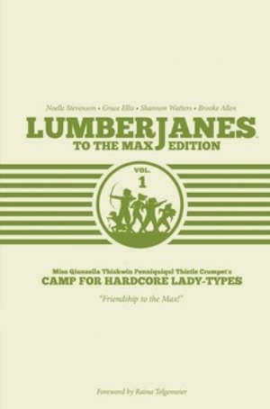 Lumberjanes To The Max Vol 1.jpg